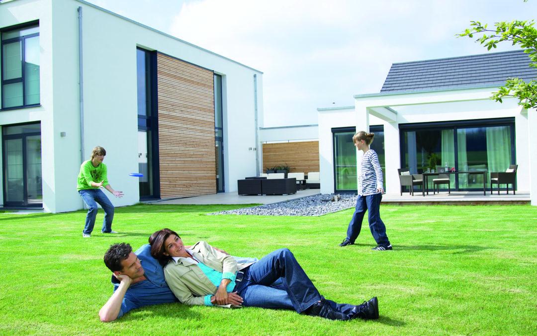Im Trend: das Mehrgenerationenhaus