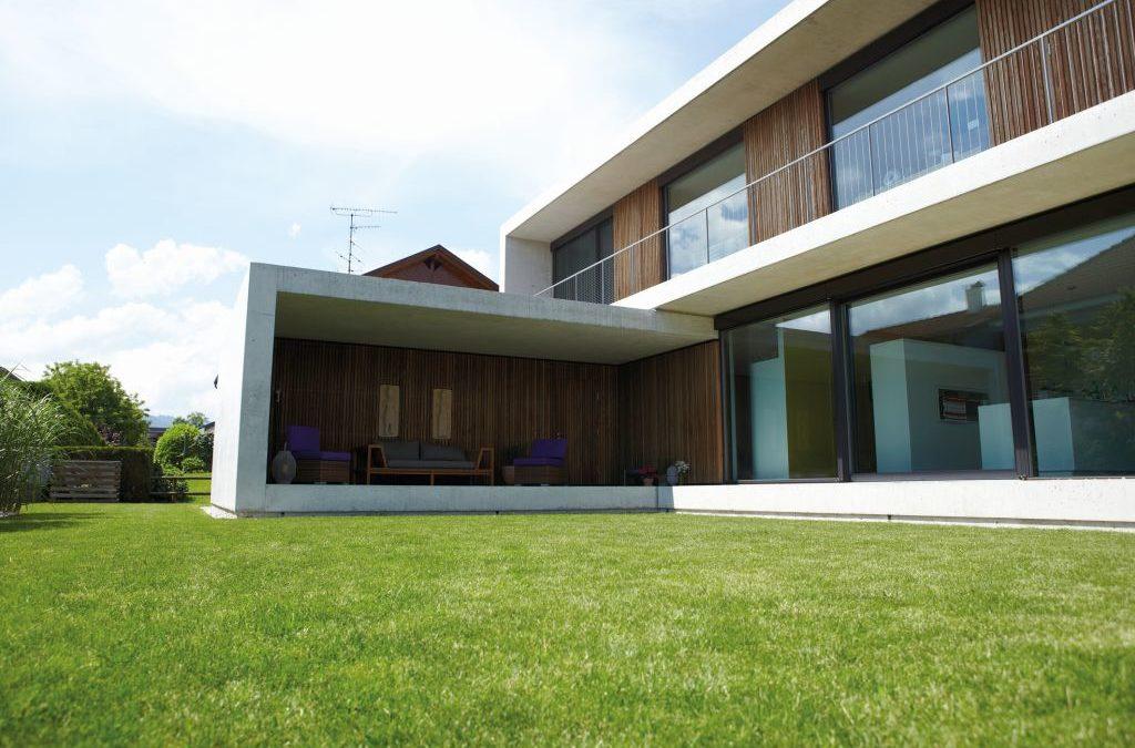 Mit dem Passivhaus ökologisch wohnen