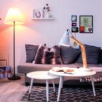 Smart Home: Lampen lassen sich künftig nicht nur ein- und ausschalten, sie steigern mit individuellem Licht auch das eigene Wohlbefinden und Leistungsvermögen