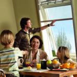 Ein Pollenschutz am offenem Fenster erleichtert nun den Alltag für Allergiker.