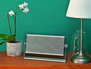 Dieser spezielle Luftreiniger hilft gegen Schimmel im Wohnraum.