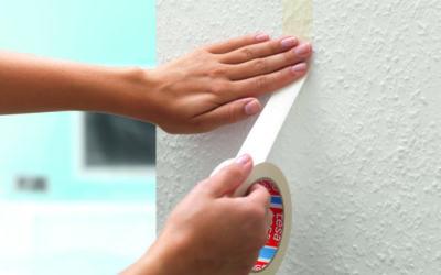 Wand streichen: So gelingt die perfekte Farbkante