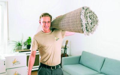 Wohnungswechsel: Stressfrei umziehen