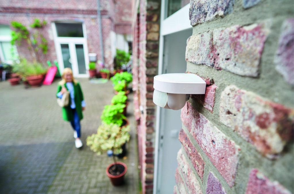 Smarte Bewegungsmelder für mehr Sicherheit im Garten